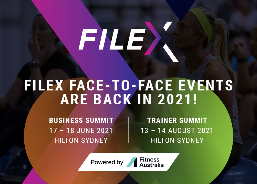 MEDIA RELEASE: FILEX Celebrates Return of Face-to-Face Events in 2021 – 31 March 2021
